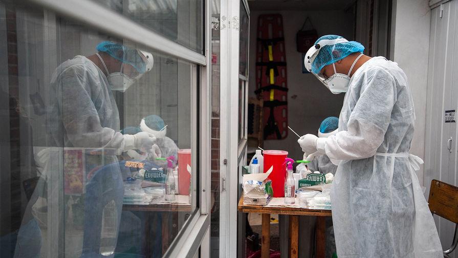 ФМБА создало уникальную тест-систему для выявления штаммов коронавируса