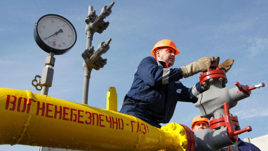 Киев напомнил Европе о возможности перекрытия газа
