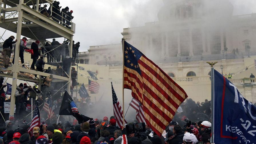 Больше 160 дел возбуждено после штурма Капитолия