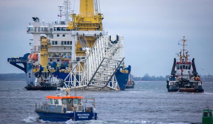 Германия затормозила строительство 'Северного потока – 2'