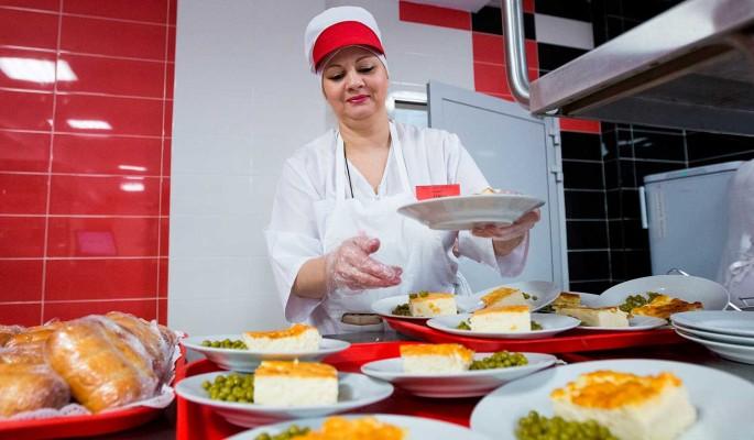 Пригожин поддержал решение РПН о запрете ряда блюд в школьных столовых