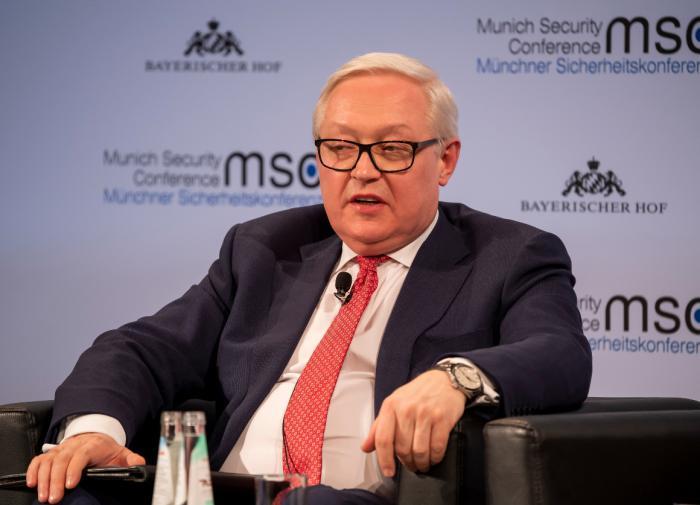 Рябков оценил заявление США про 'транзитные компенсации' для Киева