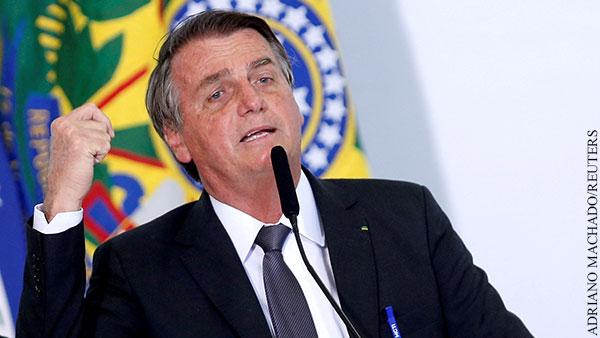 Youtube удалил видеоролики президента Бразилии