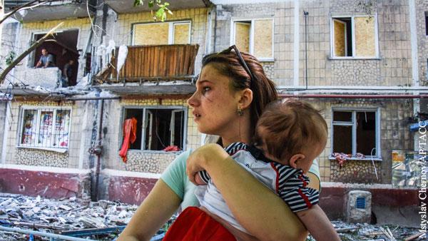 Политика: Россия представила Европе грехи Украины