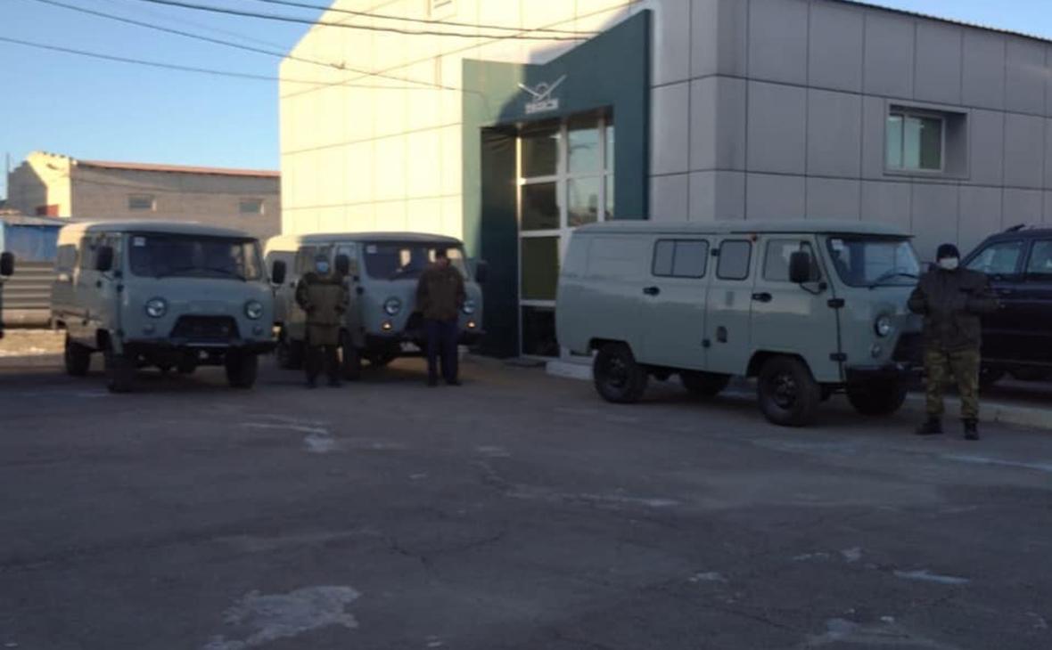 В Амурской области обстреляли машину с инспекторами по охране животных
