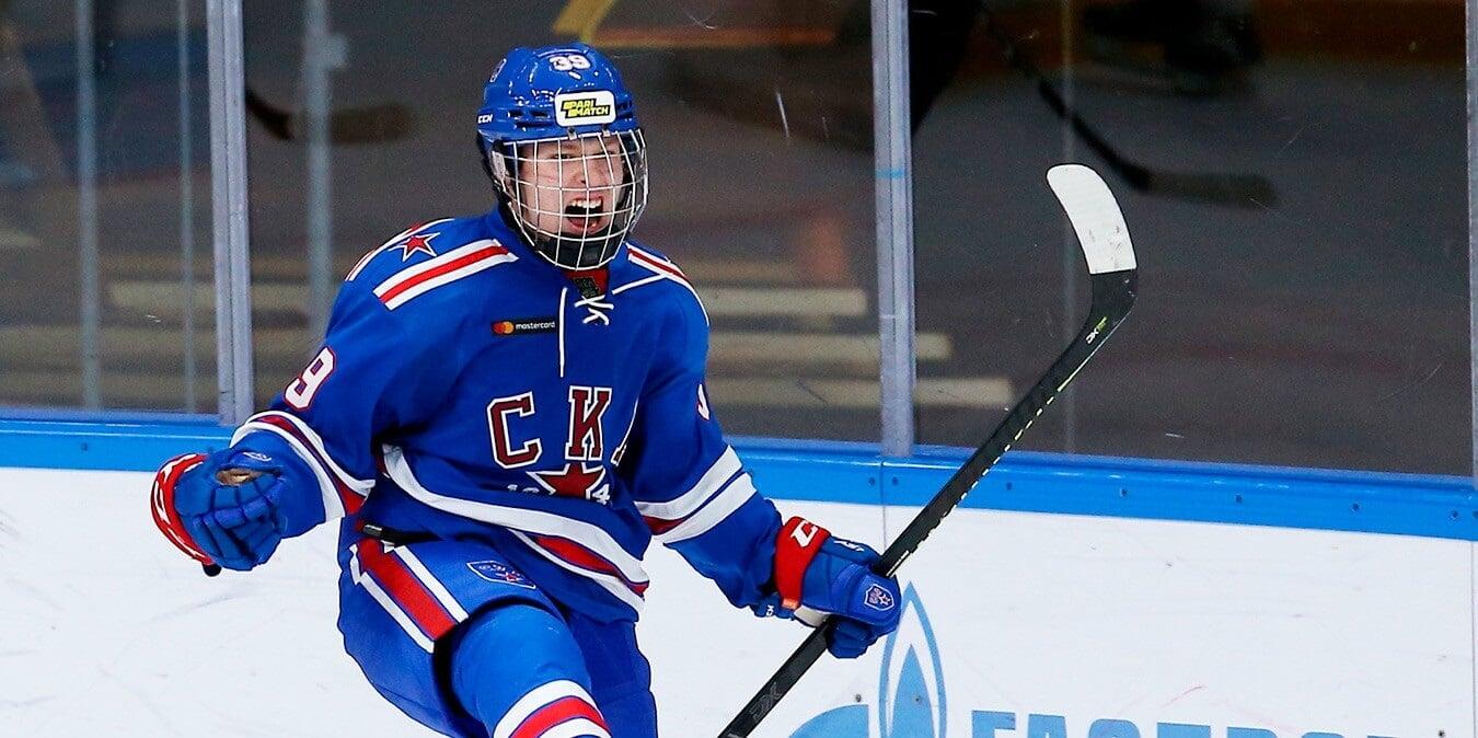 Якубов о Мичкове в МХЛ: «Для СКА очень важно, чтобы хоккеисты получали как можно больше игровой практики»