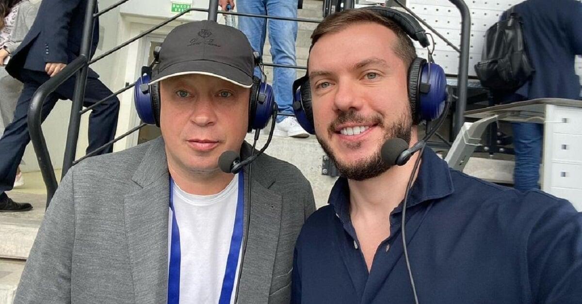 Дмитрий Губерниев: «Слуцкий здорово отработал на Первом канале. Прислушался к критике признанного мастера эфира»