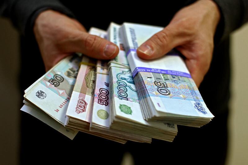 Российского чиновника обвинили в хищении полумиллиарда рублей