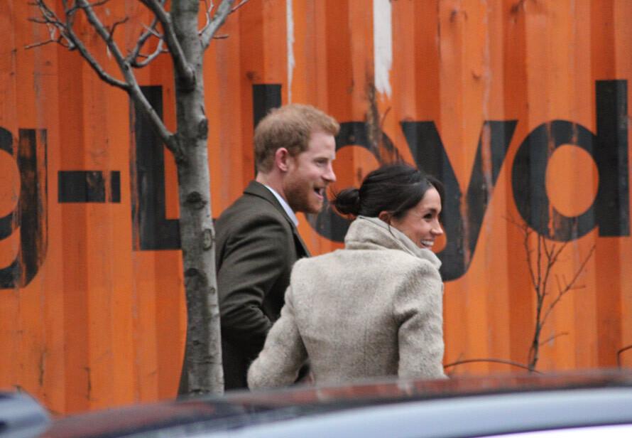 Принц Гарри и Меган Маркл могут стать самым дорогим личным брендом