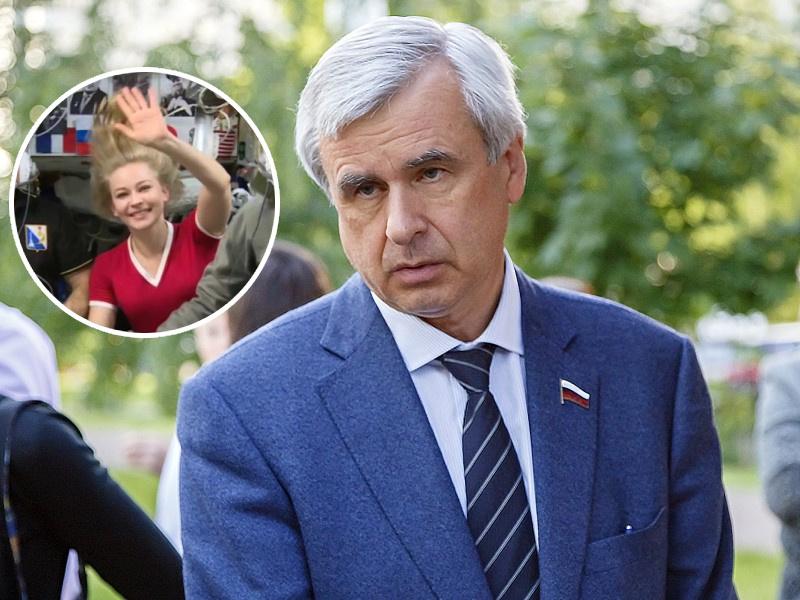 Депутата Госдумы Лысакова возмутило, что Юлию Пересильд причислили к великим русским женщинам