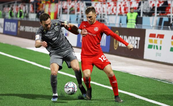 Стандартные голы: тольяттинский 'Акрон' одержал волевую победу