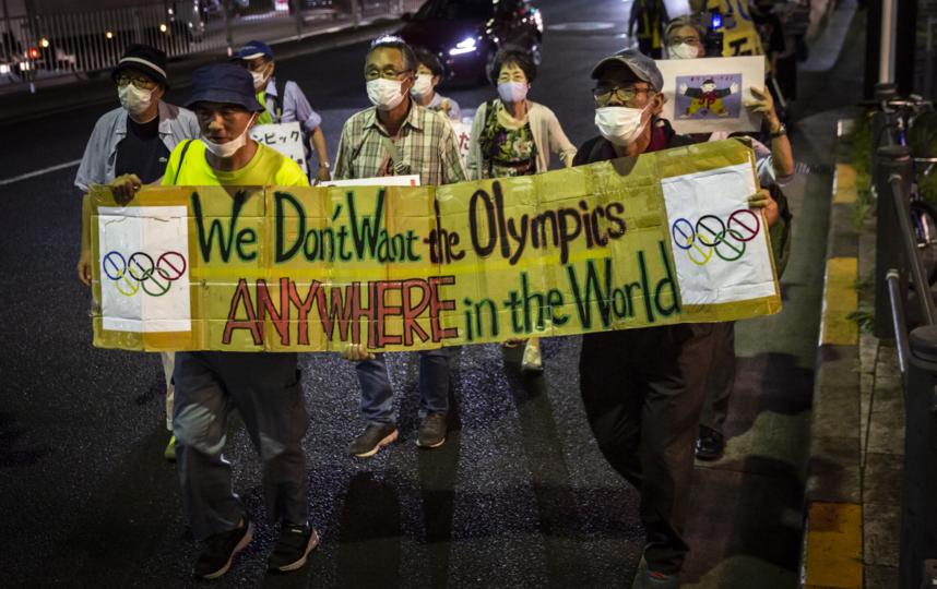 Жители Токио перед летней Олимпиадой: 'Мы не готовы'