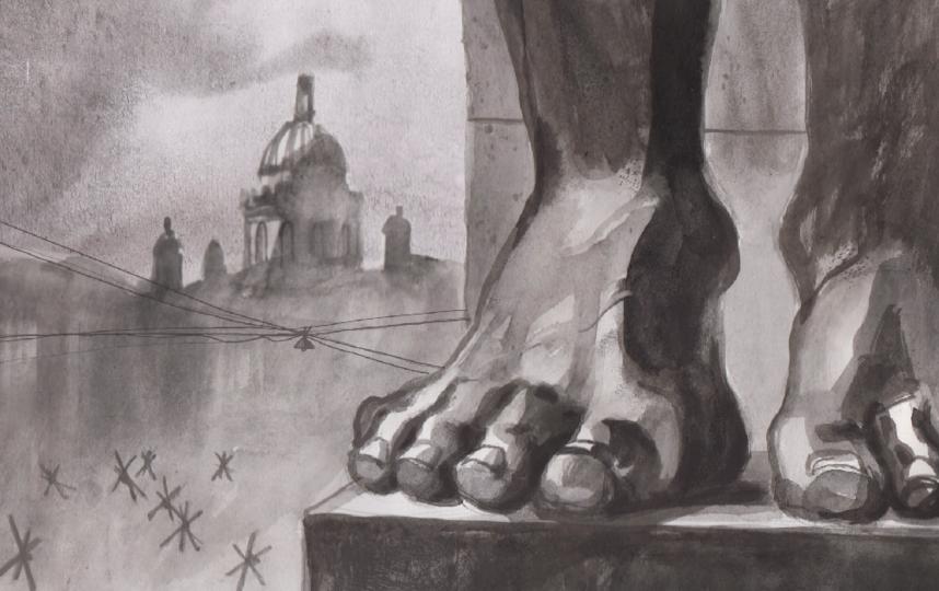 'Русалочка и переводчица': мультфильм о блокаде Ленинграда заставит не плакать, а задуматься