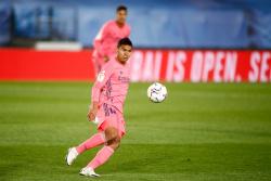 «Реал» добыл сложную победу над «Вальядолидом» и почти догнал лидера