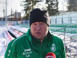 Слуцкий: «Мы были ограничены в атакующем потенциале»