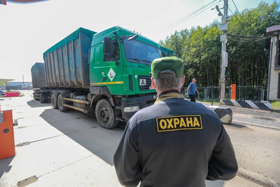 Вакансия охранника оказалась среди самых высокооплачиваемых в Москве