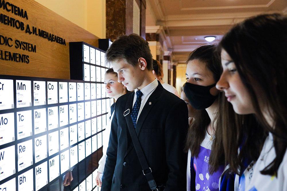 В МГУ стартовал марафон 'Наука рядом' в рамках Дня России