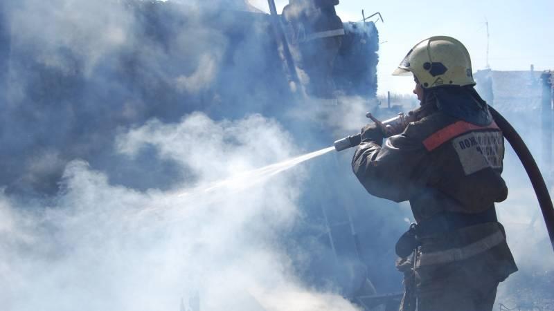 Забайкальским пожарным повысят зарплату после их обращения к Путину