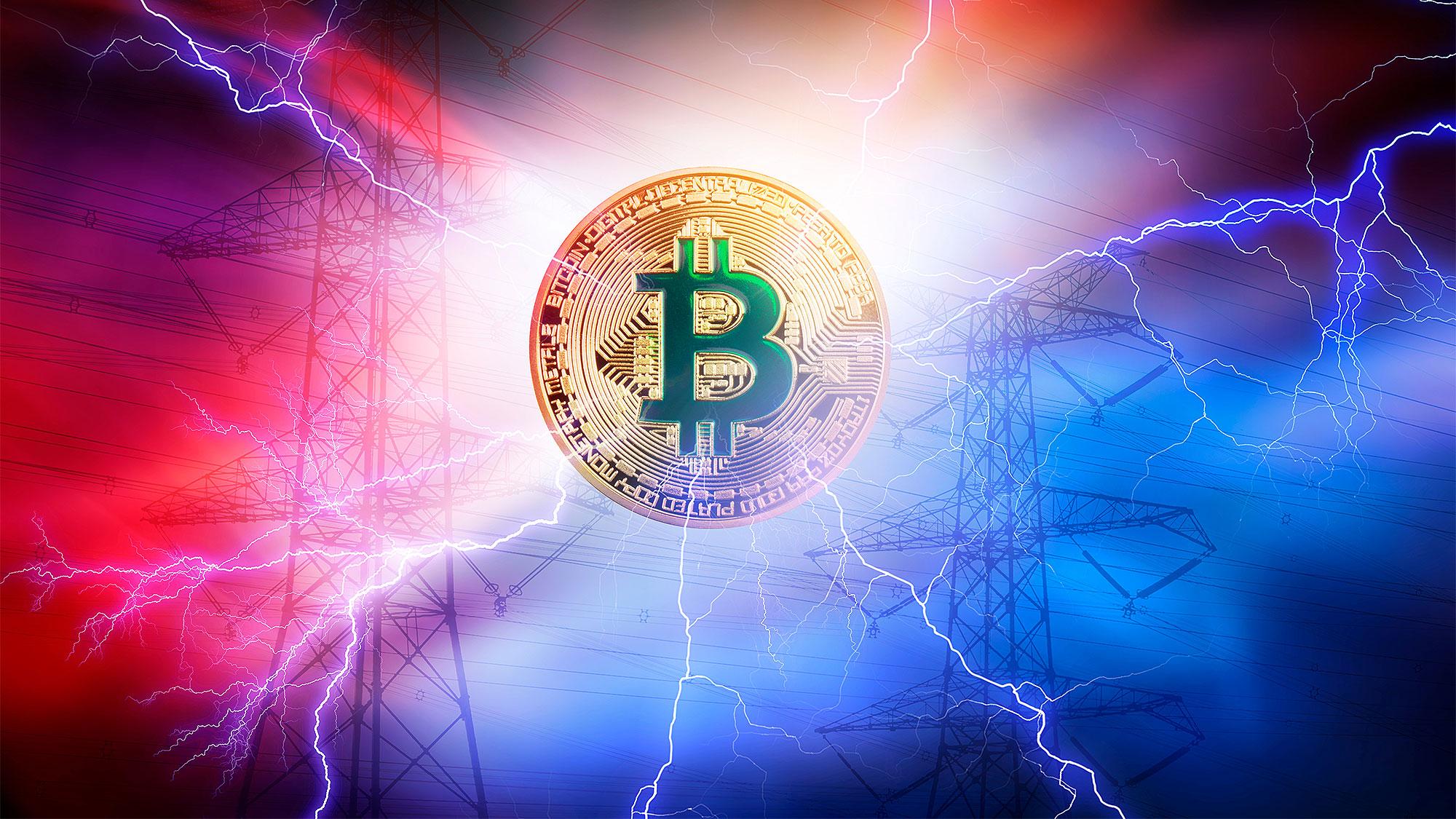 Хватит майнить: Тарифы на электроэнергию повысят из-за криптовалюты