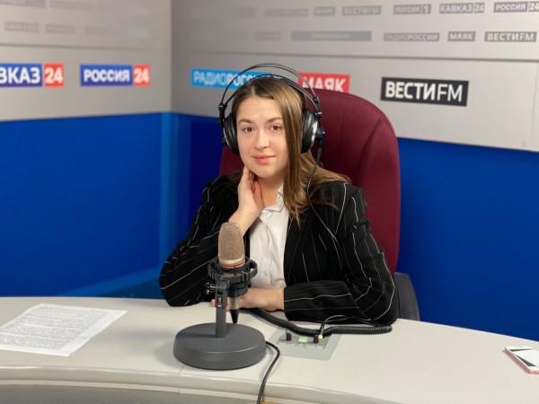 «Утреннее шоу» на Радио России Ставрополье. Выпуск 18